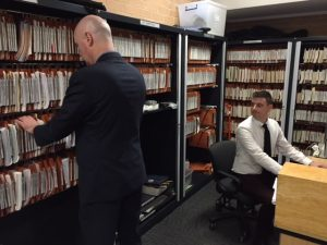 Newington College Music Library Optimo Systems