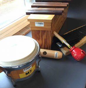 Optimo Software Percussion_labelled_Newington School