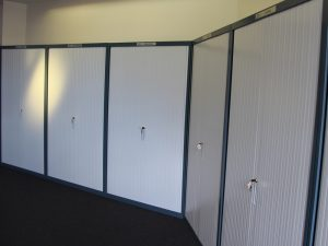 AFTER Optimo closed Storage Cabinets